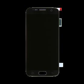 Bloc écran tactile pour Samsung Galaxy S7 - Noir