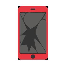 Bloc écran pour iPhone X + Forfait de montage N2 - Générique