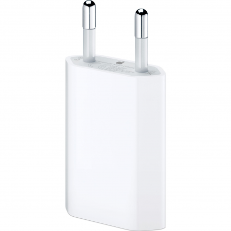 Adaptateur secteur USB 5 W - Original Apple